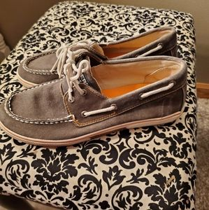 Sperry top sider halyard boat shows big kid size 5